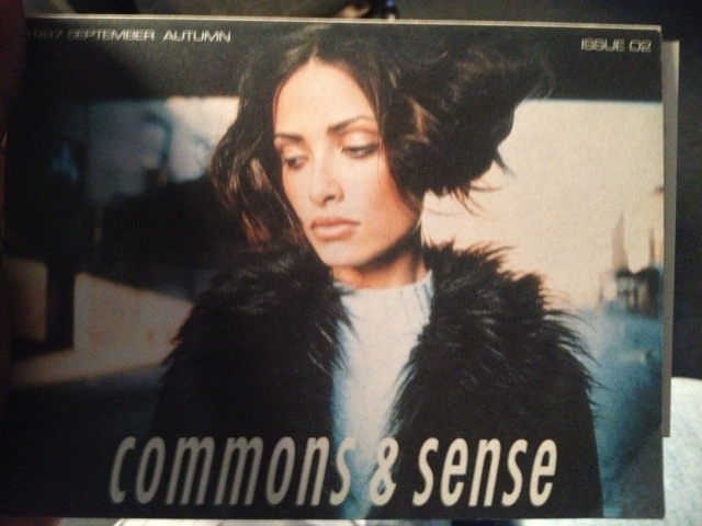 Commons & Sense